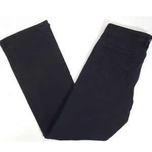 KUT from the Kloth Black Denim Bootcut Jeans 12